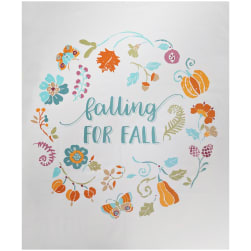 Camelot Autumn Impressions Falling for Fall 36'' Panel Multi Fabric