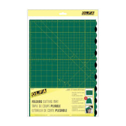 Olfa Folding Cutting Mat 17in x 24in