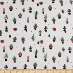 Fabtrends Rayon Soleil Cactus In A Pot Off