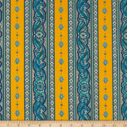 "STOF France Valdrome Collection 63"" Wide Galon Jaune"