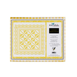 Riley Blake Chain Reaction in Yellow Quilt Kit