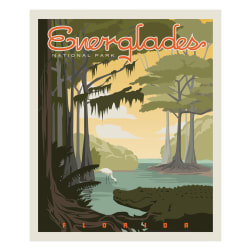 Riley Blake National Parks Everglades Panel Fabric