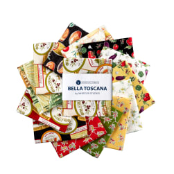 Windham Fabrics Bella Toscana Fat Quarters Multi 13pcs