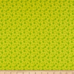 Kanvas Sew Excited, Floral Fun Green