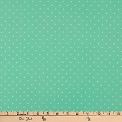 Andover Sweet Shoppe Candy Dot Mint Chip