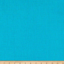 Yardage Cut Continuously Grid in Teal- A-9216-T Andover Fabrics Roseberry Cottage