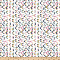 Paintbrush Studios Over the Rainbow Mini Pastel Fabric