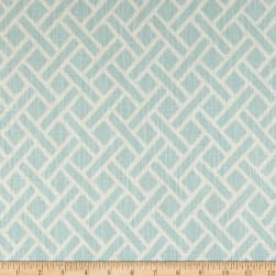 Premier Prints Eastwood Slub Canvas Blue Haze