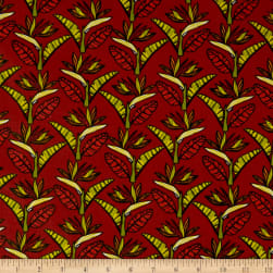 STOF France Coco Rouge Fabric