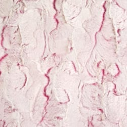 Shannon Minky Luxe Cuddle Frosted Hide Carnation