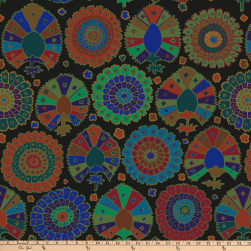 Kaffe Fassett Collective for FreeSpirit Turkish Delight Black