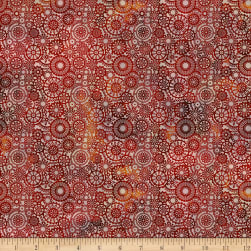 In The Beginning Fabrics Seasons Lace Spice