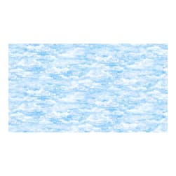 Northcott Savanna Clouds Blue