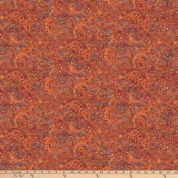 Northcott The Road Home Color Swirls Rust Multi
