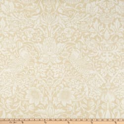 FreeSpirit 108'' Quilt Back Standen Strawberry Thief Linen Fabric