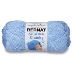 Bernat Softee Baby Chunky Yarn Clear Skies Blue
