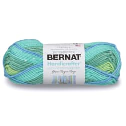Bernat Handicrafter Cotton Stripes Yarn Country Stripes