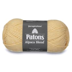 Patons Alpaca Blend Yarn Maize