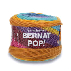 Bernat Pop! Yarn Gold Rush River