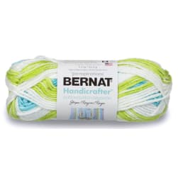 Bernat Handicrafter Cotton Stripes Yarn Mod Stripes