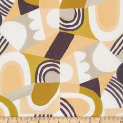 Cloud9 Fabrics Spring Reverie Rayon Wildest Dreams Ivory