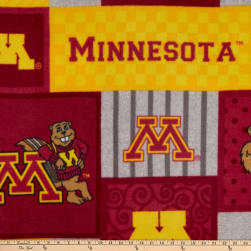 NCAA Minnesota Golden Gophers College Patch Fleece
