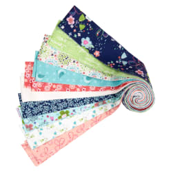 "Hello Spring 2.5"" Strips 20pcs Multi"
