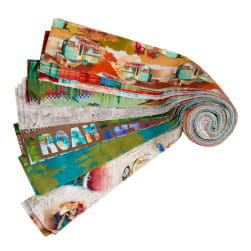 """The Great Outdoors Digital 2.5"""" Strips 21pcs Multi"""