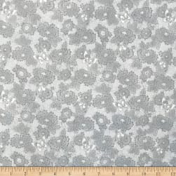 Oasis Serenity Dotted Floral Blue
