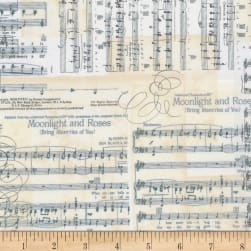 Timeless Treasures Classical Music Sheet Music Antique