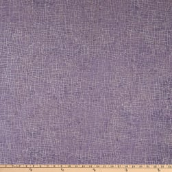Island Batik Steam Engine Mosaic lines Periwinkle Fabric