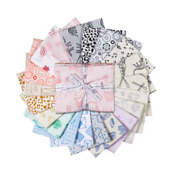 Kaufman Fat Quarter Bundles On the Lighter Side