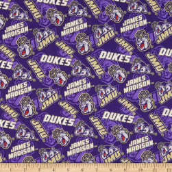 NCAA James Madison Dukes Tone on Tone Cotton