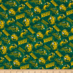 NCAA North Dakota State Bison Tone on Tone