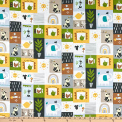 Windham Fabrics Dream Home Grown Multi