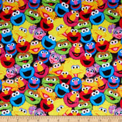 EXCLUSIVE MINKY Sesame Street Mixed Character Packed