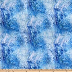 QT Fabrics Fusion Splash Chambray
