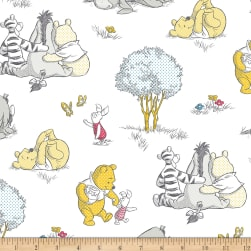Disney Pooh Nursery A Togetherish Sort of Day