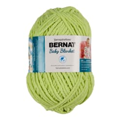 Bernat Baby Blanket Yarn (300g/10.5 oz), Lemon Lime