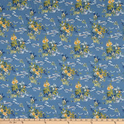 Fabtrends Digital Rayon Soleil Plairie Wildflower Bouquet