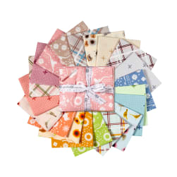 Kaufman Buffalo Flats Fat Quarter Bundle 20pcs
