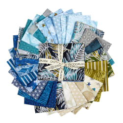 Maywood Studio Turtle Bay Fat Quarter Bundle 27pcs Multi