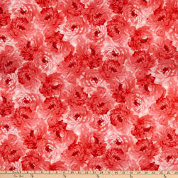 Maywood Studio Prose Packed Tonal Rosy Pink