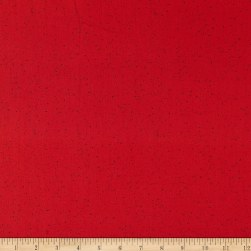 Maywood Studio Warm Wishes Speckled Solid Red