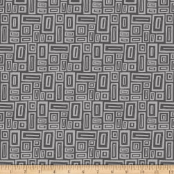 Points Of Hue Rectangle Geo Grey