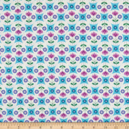 Lewis & Irene Flower Child Fab Floral Circles