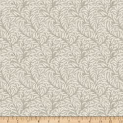 Morris & Co. Mineral Pure Willow Bough Linen Fabric