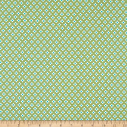 Windham Fabrics Backyard Blooms Four Square Lime