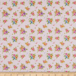 P&B Textiles Little Darlings Floral Pink