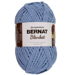 Bernat Blanket Yarn (300 g/10.5 oz) Gray Blue